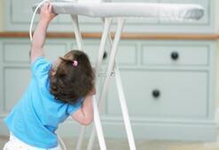 Ev kazası geçiren çocuğa uygulanacak ilk yardım kuralları