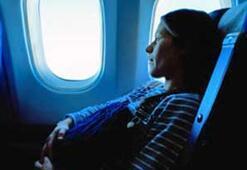 Hamileler için uçağa binmek güvenli mi