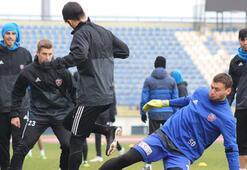 Karabüksporda Trabzonspor hazırlıkları