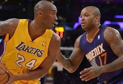 Kobe 20 attı ama Lakers yenildi