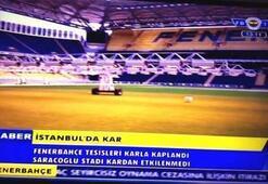Fenerbahçeden Galatasaraya Arena göndermesi