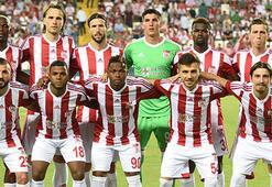 Sivasspor-Samsunspor Cumhuriyet Kupasında karşılaşacak