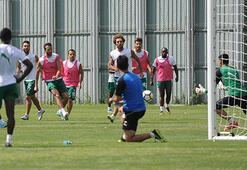 Bursaspor pazar günü Sakaryasporla karşılaşacak