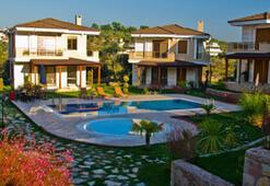 Saklı Bahçe Konaklarında Son Villa
