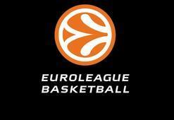 THY Euroleaguede kuralar çekildi Eşleşmeler...