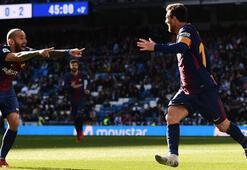 Real Madrid 0 - 3 Barcelona
