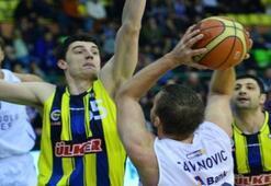 Fenerbahçenin rakibi Anadolu Efes