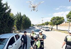 'Drone'lu hayat oh ne rahat