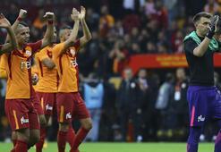 Terimli Galatasarayın konuğu formda Göztepe