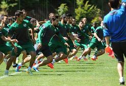 Bursasporda hedef Avrupa Ligi