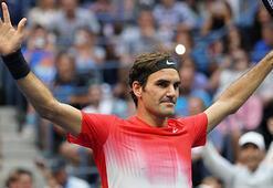 Federer zorlandı ama kazandı