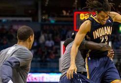 Miami yenildi, Indiana Pacers yeniden lider