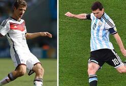 Dünya Kupasında şampiyon belli oluyor