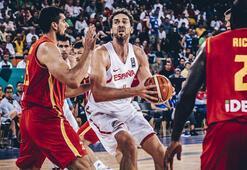 İspanya-Karadağ: 99-60