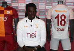 Gomis: Fenerbahçe ve Beşiktaştan teklif aldım