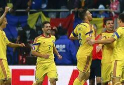 Romanyanın 23 kişilik nihai kadrosu açıklandı