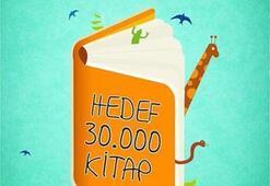 Harran İçin Hedef 30 Bin Kitap