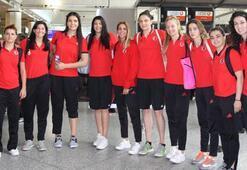 A Milli Kadın Basketbol Takımı Belarusa gitti