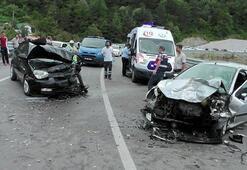 Bayram tatilinin ilk 7 gününde trafik kazaları 60 can aldı
