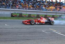 Formula 1 hayranları keyifli bir pazar geçirdi