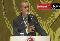 Erdoğan: Kalbi ile putlara tamah edenler