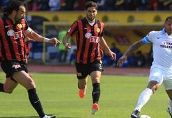 Eskişehirspor - Trabzonspor: 2-2