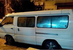5 kişilik araçtan 25 kaçak çıktı