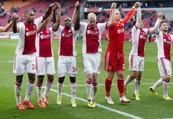 Ajax artık şampiyon gibi...