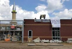 Hollandada inşası süren camiye İslamofobik saldırı