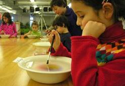 Çocuklar 23 Nisanda Akbank Sanatta