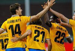 Juventus mutlu sona yaklaşıyor