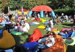 KüçükÇiftlik Park'ta Çocuk Festivali var