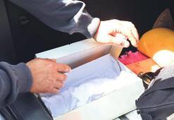Bebeğin cenazesi ayakkabı kutusunda