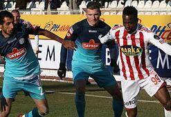 Sivasspor: 3 - Çaykur Rizespor: 1