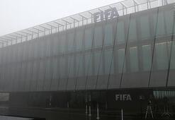 FIFA binasına baskın yapıldı