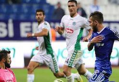 Konyaspor 5 maçtır galibiyete hasret