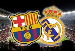 Barcelona - Real Madrid maçı hangi kanalda