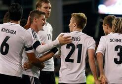 Almanya canavarlaştı: 1-6
