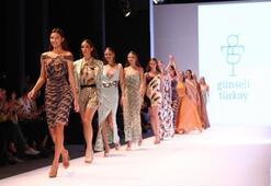 İstanbul Fashion Week Günseli Türkay Defilesi