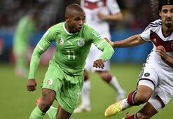 Cezayirli yıldızı Porto kaptı
