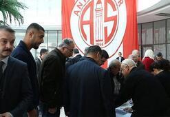 Antalyada genel kurul 10 Ocakta