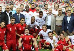 Cumhuriyet Kupasını Sivasspor kazandı