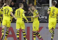Borussia Dortmund rahat turladı