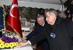 Fenerbahçe Kulübü, ilk başkanını unutmadı