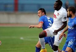 Çankırıspor - Gaziantepspor: 2-3
