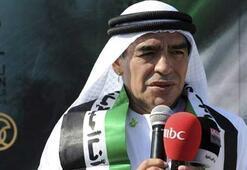 Maradona Cezayirde