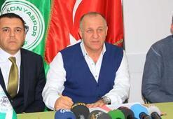 Torku Konyada Mesut Bakkal imzayı attı