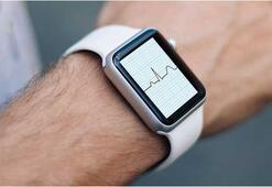 Gelecekteki Apple Watchlara EKG ölçüm sensörü eklenebilir