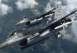 Türk F-16'ları Rus uçakları için havalandı