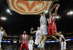 R.Madrid Olympiakosu dize getirdi